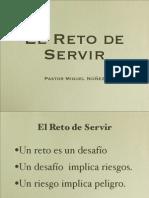 El Reto de Servir