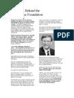 John Locke Foundation Facts
