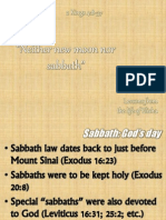 Elisha4 - Neither New Moon Nor Sabbath