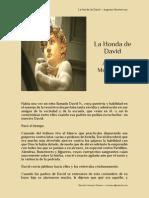 La Honda de David – Augusto Monterroso
