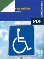 Acessibilidade nos municípios