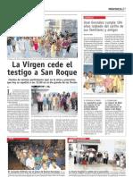 Dia  de La Virgen.Puente del Congosto.15 de Agosto de 2009