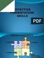 Effective Presentation Skills(Final)