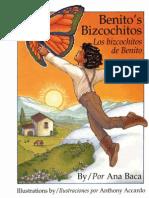 Benito's Bizcochitos / Los Bizcochitos de Benito by Ana Baca
