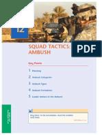 MSL 301 Tactics and Techniques Section 12 - Squad Tactics Ambush