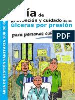 Ulceras Por Presion Manual de Prevencion y Cuidados