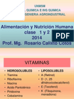 Clase 1y2 Aliment and Nutr