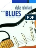 Duke Robillard - Blues Rythm Guitar