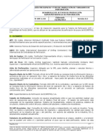 GUÍA FRECUENCIA Y TIPO DE INSPECCIÓN DE TUBULARES DE PERFORACIÓN ETAPA 2 Adendo 6