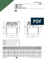Acoples Engranajes compactos