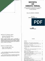 Rev Dto Penal e Criminologia n15-16 Ano 74