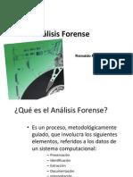 Análisis forense (Reinaldo Mayol Arnao)