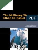 27110431 the McKinsey Way