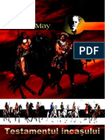 Karl May - Opere Vol.16 - Testamentul Incasului [v 1.1 BlankCd]