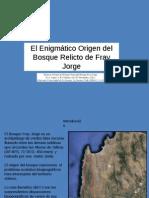 Origen Del Bosque Fray Jorge