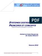 Cours Systemes Distribues s1 Du m1