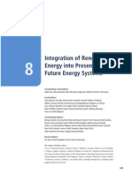 Integration of Renewable Energy into Present and Future Energy Systems