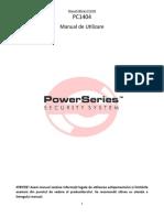 Pc1404 Manual Centrala Alarma Dsc