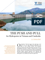 The Push and Pull for Hydropower in Vietnam and Cambodia