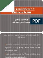 Microorganismos y Biotecnología
