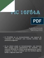 Presentacion PIC 16F84