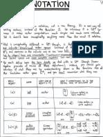 Dirac Notation