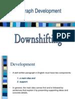Class Downshifting