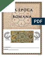 Proyecto Roma Segundo Exp