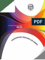 Agenda Upla 2014