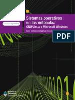 Castrillo, J. & D. M. Gelbort 2011 - Sistemas Operativos en Las Netbooks