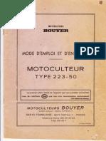 Bouyer 223-50 (Bis)