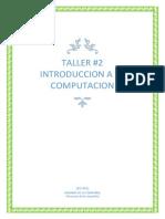 Taller#2 Jmns