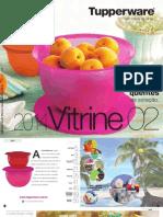 Vitrine 02.2014 TupperwareShow