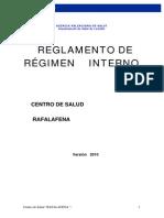 Regimen Interno