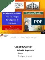 U 3 - Sem 6 - Sem 7 - Estudio de Mercados