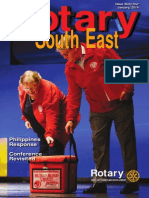 Rotary South East Magazine i64-Jan14