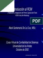 1 Introduccin Al RCM