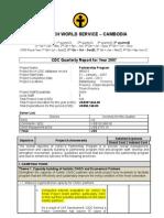 2ndQ CWSC-Partnership Program CDC Report Final