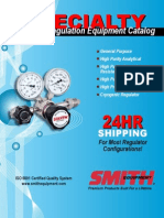 Smith Silverline Regulators