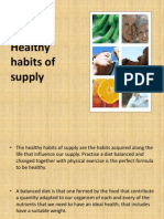 Hábitos de alimentación saludables1