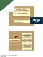 Studiu de Caz - Planul de Marketing