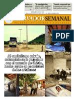 Observador Semanal del 23/01/2014