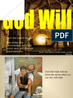 God Will Walk With Me