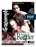 River Cities' Reader - Issue 848 - January 23, 2014
