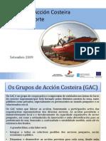 Grupos de Acción Costeira na Costa da Morte