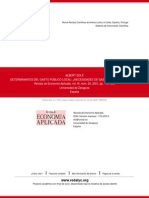 DETERMINANTES DEL GASTO PÚBLICO LOCAL- ¿NECESIDADES DE GASTO O CAPACIDAD FISCAL-.pdf