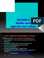LECTURE 3_Media News-Agenda and Values (1)
