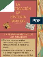 Cuadro Genealogico