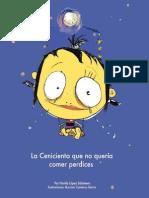 La Cenicienta Que No Queria Comer Perdices   Nunila López y la ilustradora Myriam Cameros