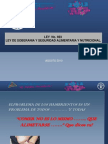 Presentacion Ley SSAN FAO.ppt